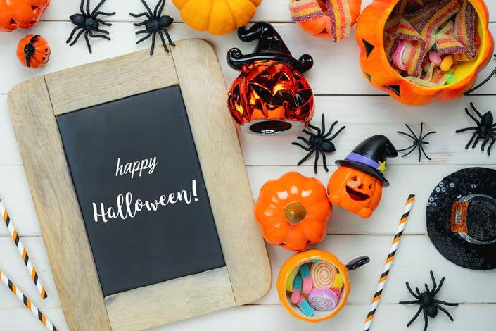Halloween Budget Tips