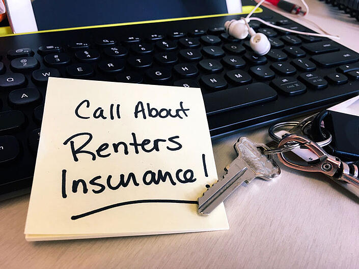 Guide to renter's insurance