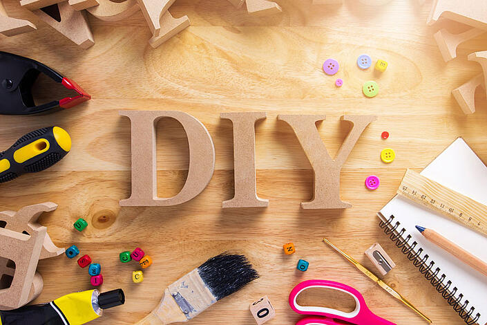 Easy ways to save money with these DIY ideas