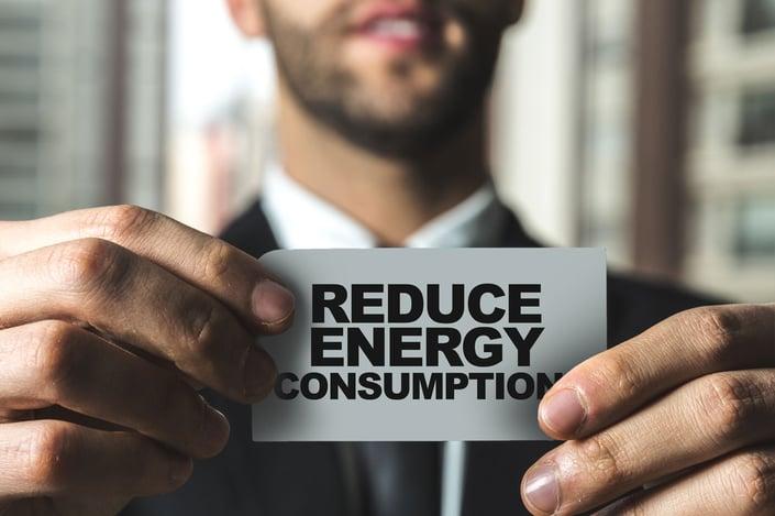 Lower energy bill this winter
