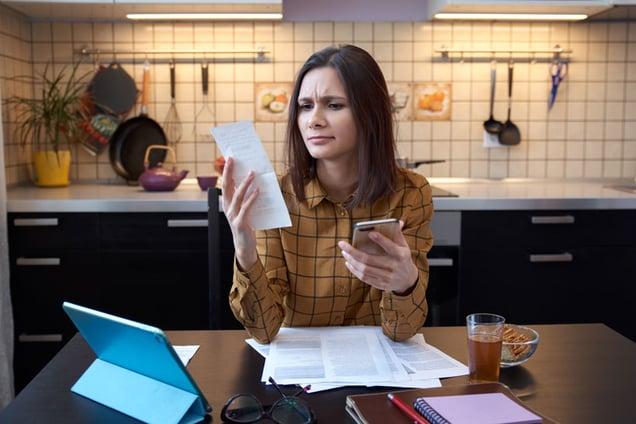 Avoid Unbudgeted Spending