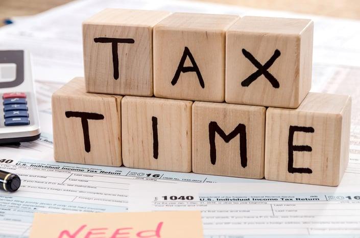 Prepare for tax season