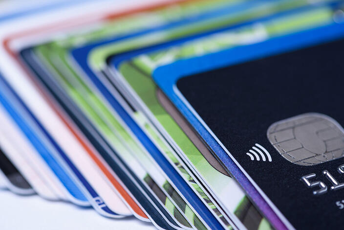 Revolving credit cards can improve your credit score.
