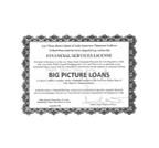 BPL TFRSA License